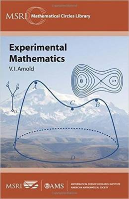 Experimental Mathematics - MSRI Mathematical Circles Library (Paperback)