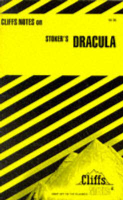 CliffsNotes on Stoker's Dracula (Paperback)