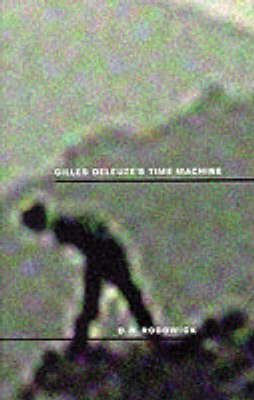 Gilles Deleuze's Time Machine - Post-Contemporary Interventions (Paperback)
