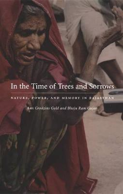 In the Time of Trees and Sorrows: Nature, Power, and Memory in Rajasthan (Paperback)