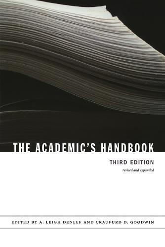 The Academic's Handbook (Paperback)