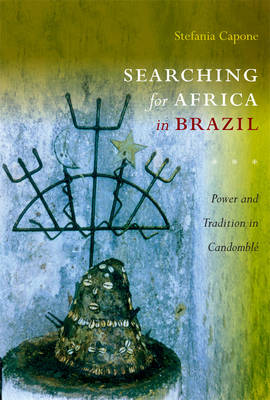 Searching for Africa in Brazil: Power and Tradition in Candomble (Hardback)