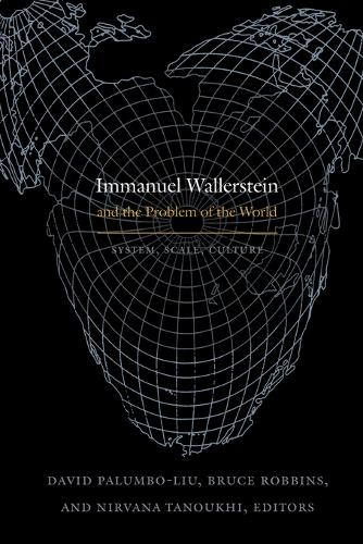 Immanuel Wallerstein and the Problem of the World: System, Scale, Culture (Paperback)