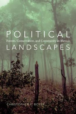 Political Landscapes: Forests, Conservation, and Community in Mexico (Paperback)