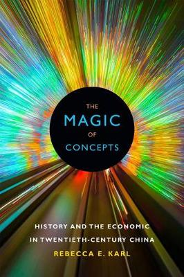 The Magic of Concepts: History and the Economic in Twentieth-Century China (Hardback)