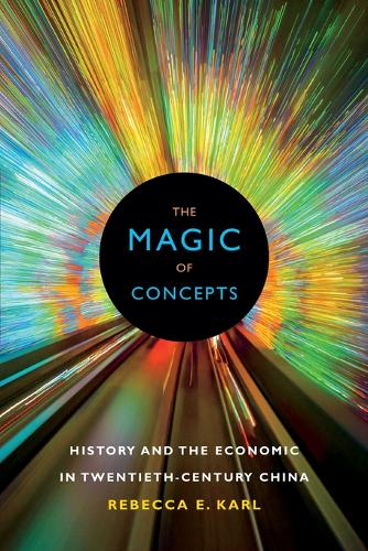 The Magic of Concepts: History and the Economic in Twentieth-Century China (Paperback)