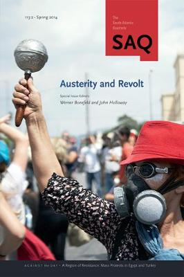 Austerity and Revolt (Paperback)