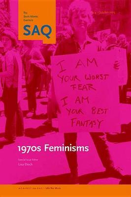 1970s Feminisms (Paperback)