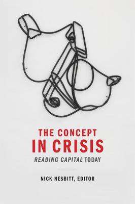 The Concept in Crisis: Reading Capital Today (Hardback)