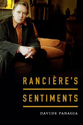 Ranciere's Sentiments (Hardback)