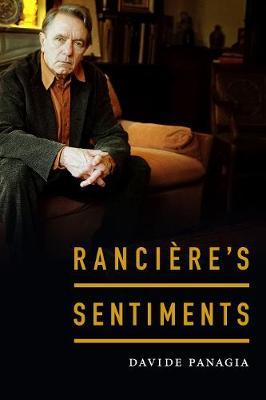 Ranciere's Sentiments (Paperback)