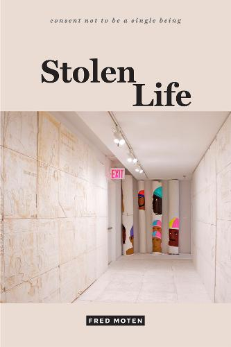 Stolen Life - consent not to be a single being (Hardback)