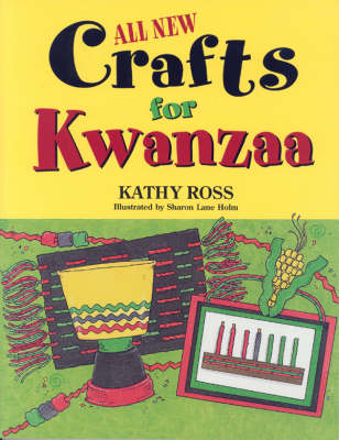 All New Crafts For Kwanzaa (Paperback)