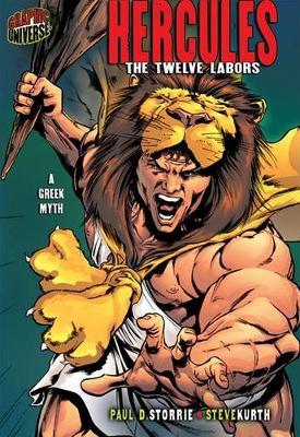 Hercules The Twelve Labors (A Greek Myth) (Paperback)