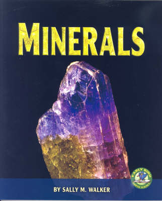 Minerals: Early Bird Earth Science series (Paperback)