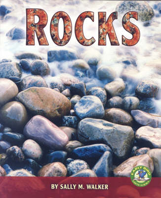 Rocks: Early Bird Earth Science series (Paperback)