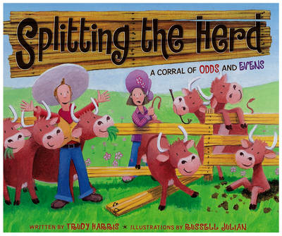 Splitting The Herd: A Corral of Odds and Evens (Hardback)