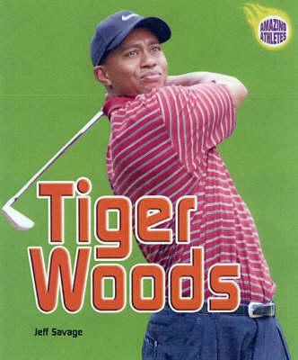Tiger Woods (Paperback)