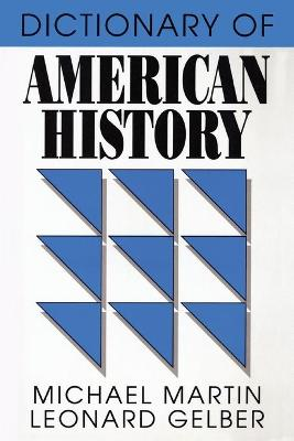 Dictionary of American History (Paperback)