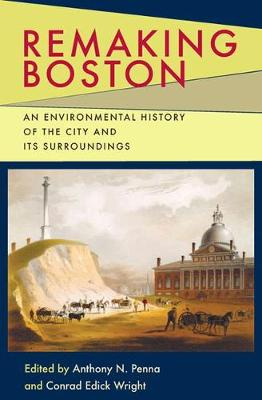 Remaking Boston: An Environmental History of the City and Its Surroundings - History of the Urban Environment (Hardback)