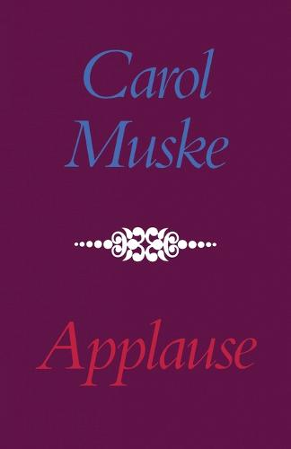 Applause - Pitt Poetry Series (Paperback)