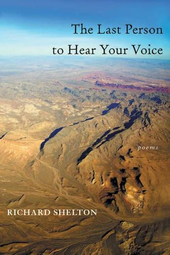 The Last Person to Hear Your Voice - Pitt Poetry Series (Paperback)