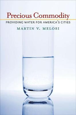 Precious Commodity: Providing Water for America's Cities (Paperback)