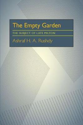 The Empty Garden (Paperback)