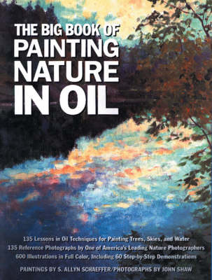 The Big Book of Painting Nature on Oil (Paperback)