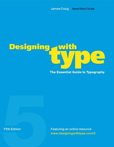 Designing With Type, 5Th Edition (Paperback)