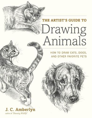 The Artist's Guide To Drawing Animals (Paperback)