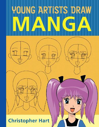 Young Artists Draw Manga (Paperback)