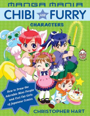 Manga Mania Chibi And Furry Characters (Paperback)