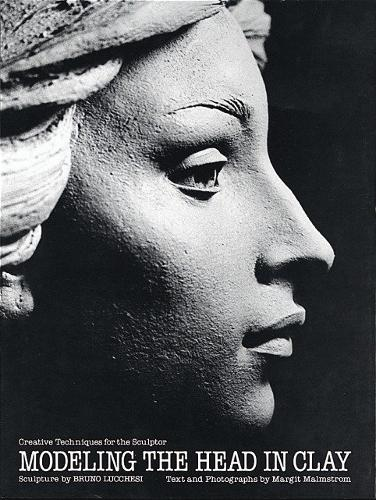 Modeling The Head In Clay (Paperback)