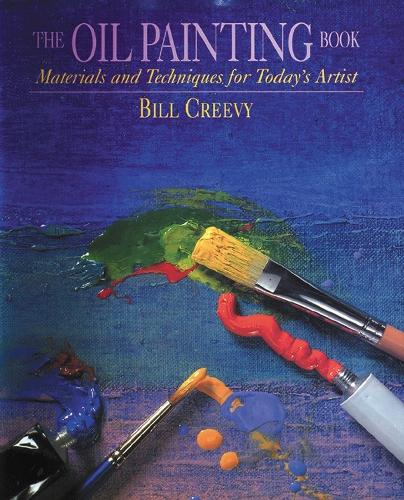 The Oil Painting Book (Paperback)