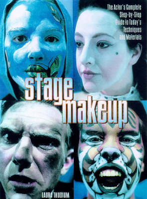 Stage Makeup By Laura Thudium Waterstones