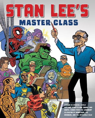 Stan Lee's Master Class (Paperback)