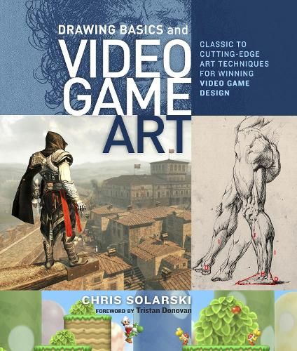 Drawing Basics And Video Game Art (Paperback)