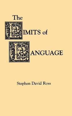 The Limits of Language (Hardback)