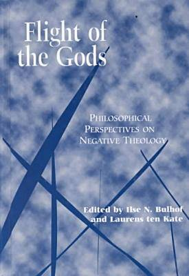 Flight of the Gods: Philosophical Perspectives on Negative Theology - Perspectives in Continental Philosophy (Hardback)