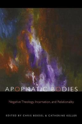 Apophatic Bodies: Negative Theology, Incarnation, and Relationality - Transdisciplinary Theological Colloquia (Paperback)