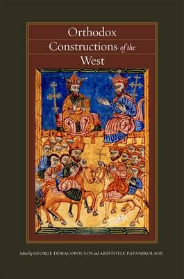 Orthodox Constructions of the West - Orthodox Christianity and Contemporary Thought (Hardback)
