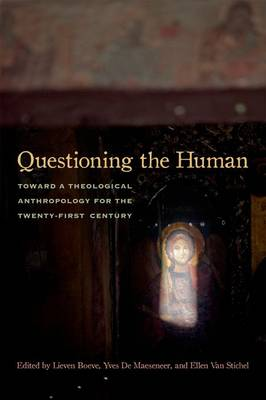 Questioning the Human: Toward a Theological Anthropology for the Twenty-First Century (Paperback)