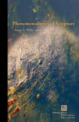 Phenomenologies of Scripture - Perspectives in Continental Philosophy (Paperback)