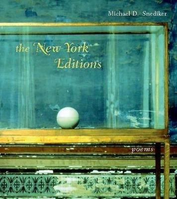 The New York Editions - Poets Out Loud (Paperback)