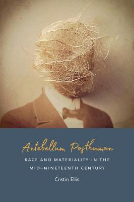 Antebellum Posthuman: Race and Materiality in the Mid-Nineteenth Century (Hardback)