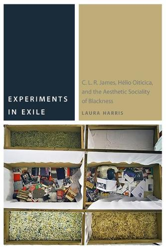 Experiments in Exile: C. L. R. James, Helio Oiticica, and the Aesthetic Sociality of Blackness - Commonalities (Paperback)