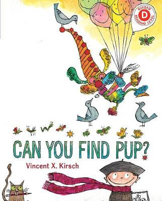Can You Find Pup? (Paperback)