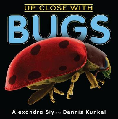 Up Close With Bugs (Paperback)