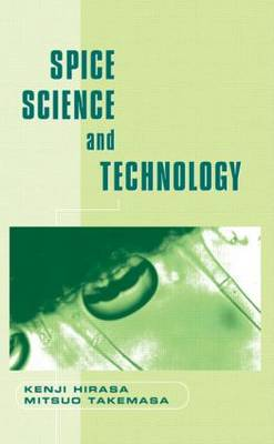Spice Science and Technology - Food Science and Technology (Hardback)